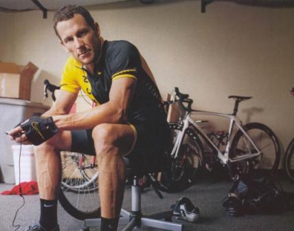 Лэнс Армстронг – человек победивший рак!