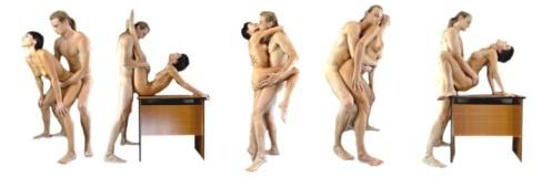 Позиции «стоя»