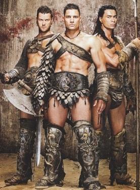 Как тренировались актеры сериала: «Спартак: Кровь и Песок»