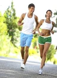 Упражнения для похудения - бег