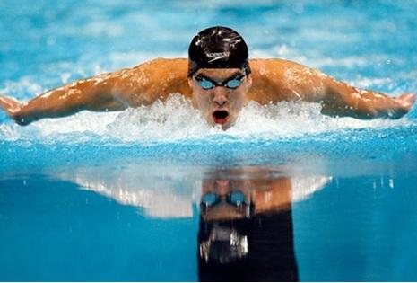 Упражнения для похудения - плавание