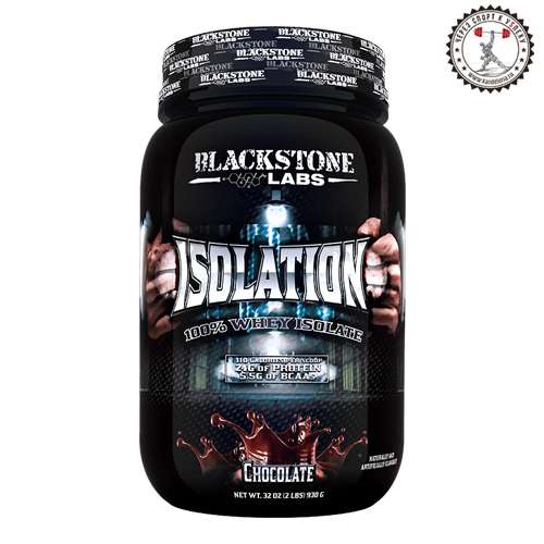 Blackstone Labs Isolation