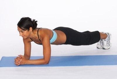упражнения для живота