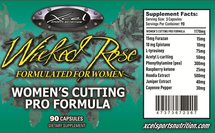 Wicked Rose Pro Cutting Formula