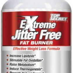 Top Secret Nutrition - Extreme Jitter Free Fat Burner
