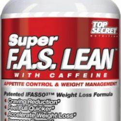 Top Secret Nutrition Super F.A.S. Lean