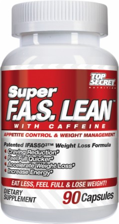 Top Secret Nutrition Super F.A.S. Lean