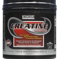BETANCOURT CREATINE MICRONIZED 526G POWDER
