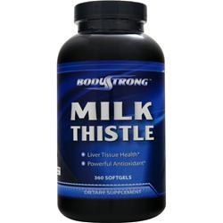 BodyStrong Milk Thistle