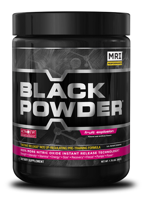 MRI Perfomance BLACK POWDER