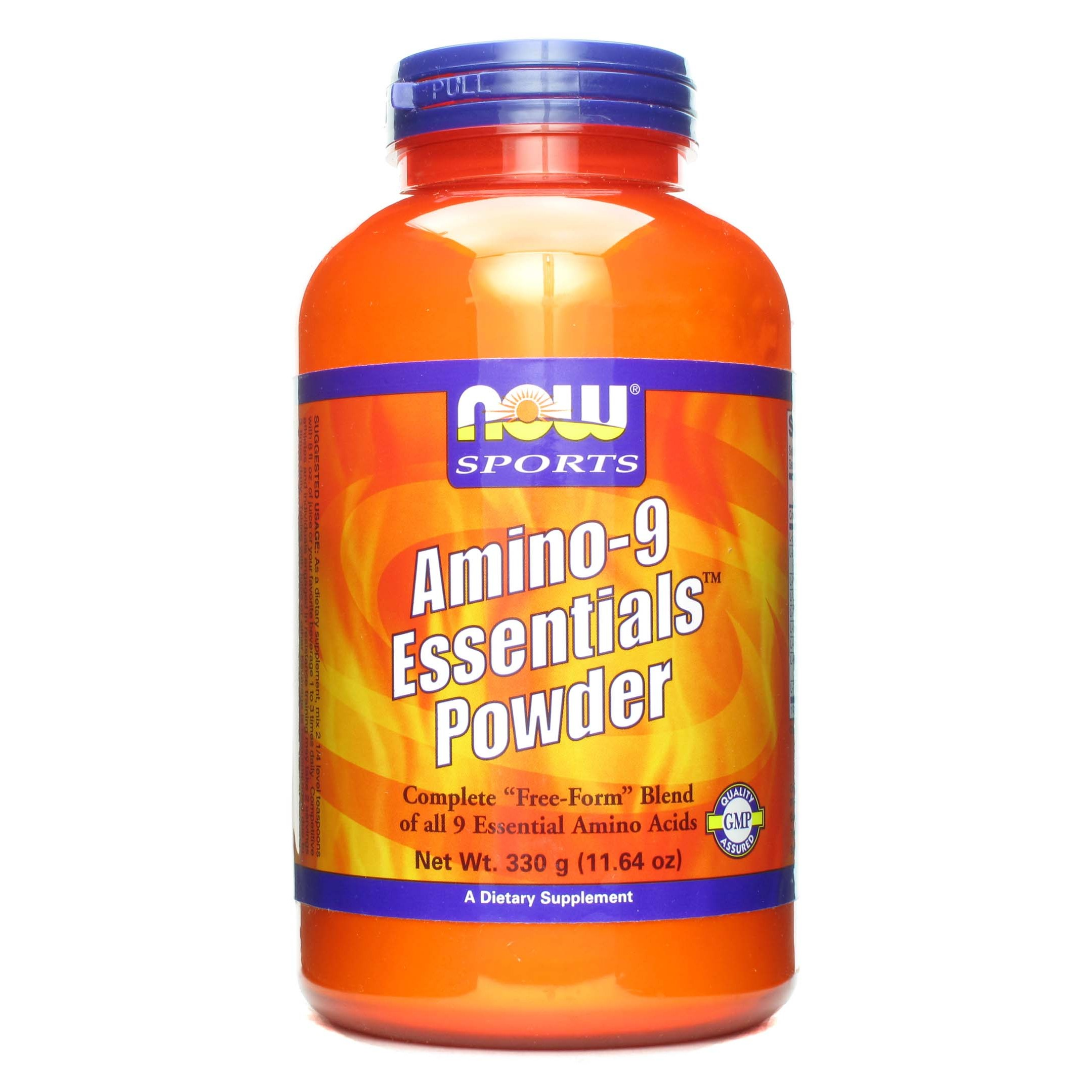 NOW Sport Nutrition Amino-9 Essentials