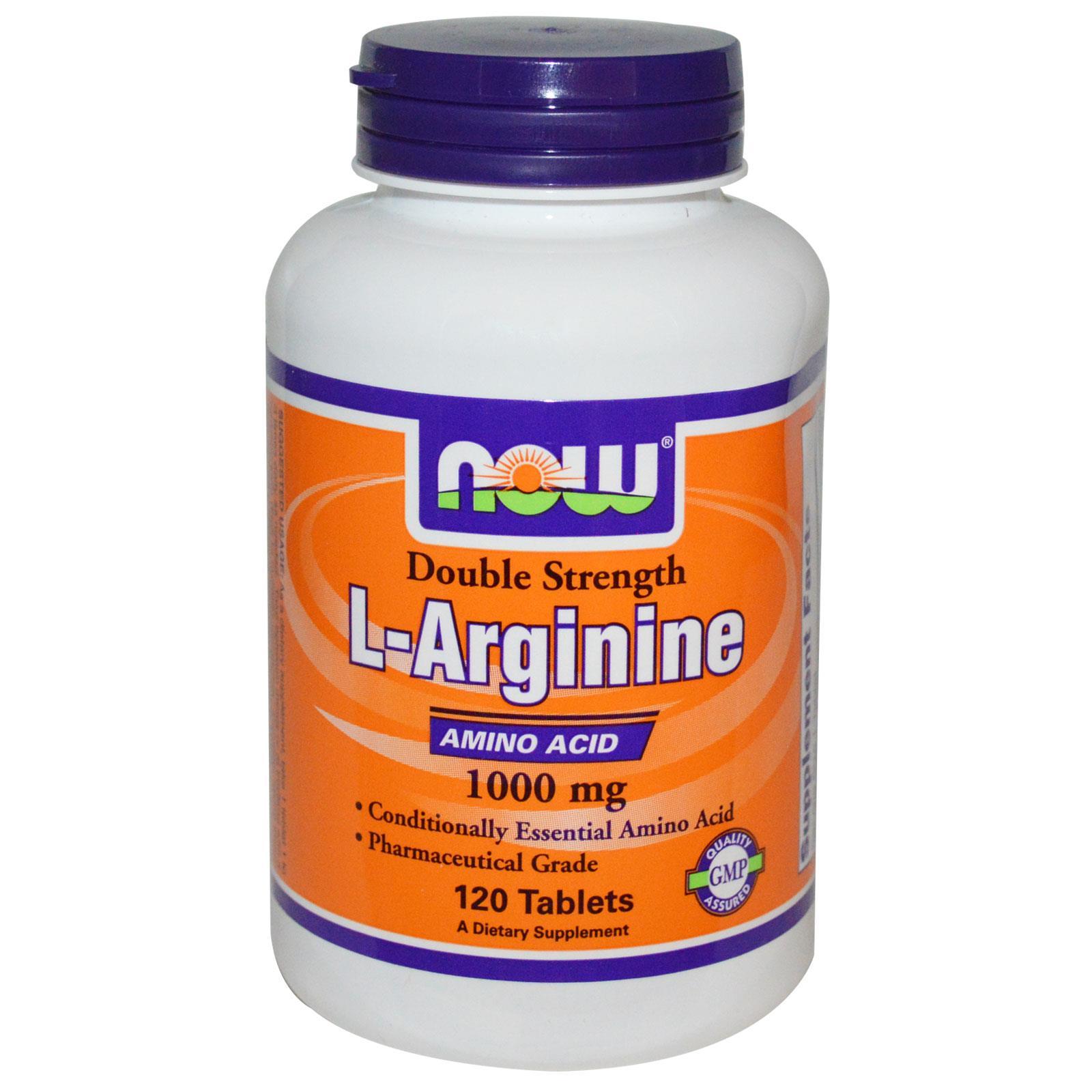 NOW Sport Nutrition L-Arginine