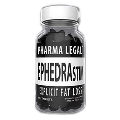 Pharma Legal Ephedra Stim