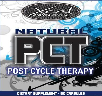 Xcel Sport Nutrition - Natural PCT - Label