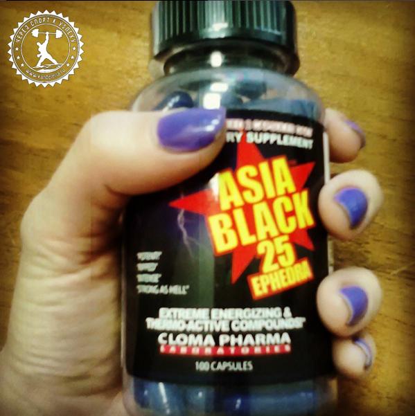 Cloma Pharma Asia Black отзыв