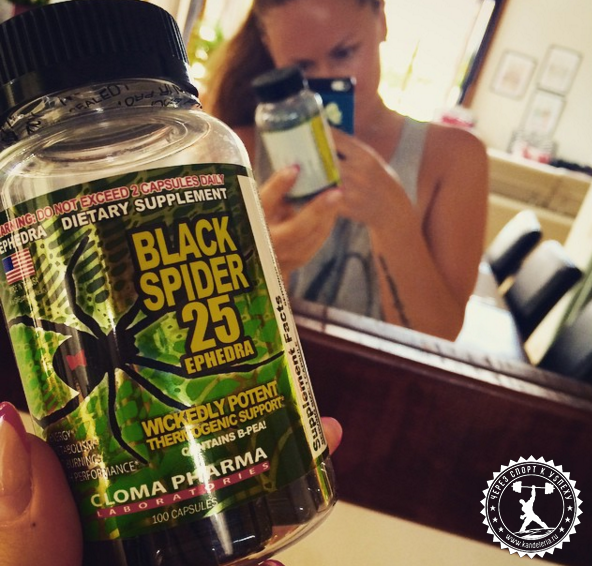 Cloma Pharma Black Spider отзыв