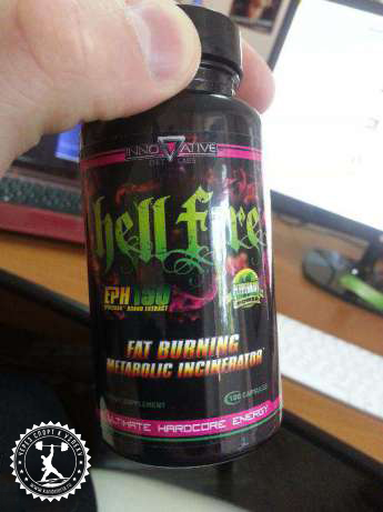 Innovative Laboratories Hellfire отзыв