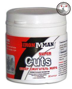 Iron Man Supercuts