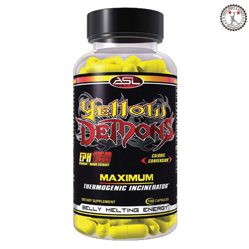 Anabolic Science Labs Yellow Demons