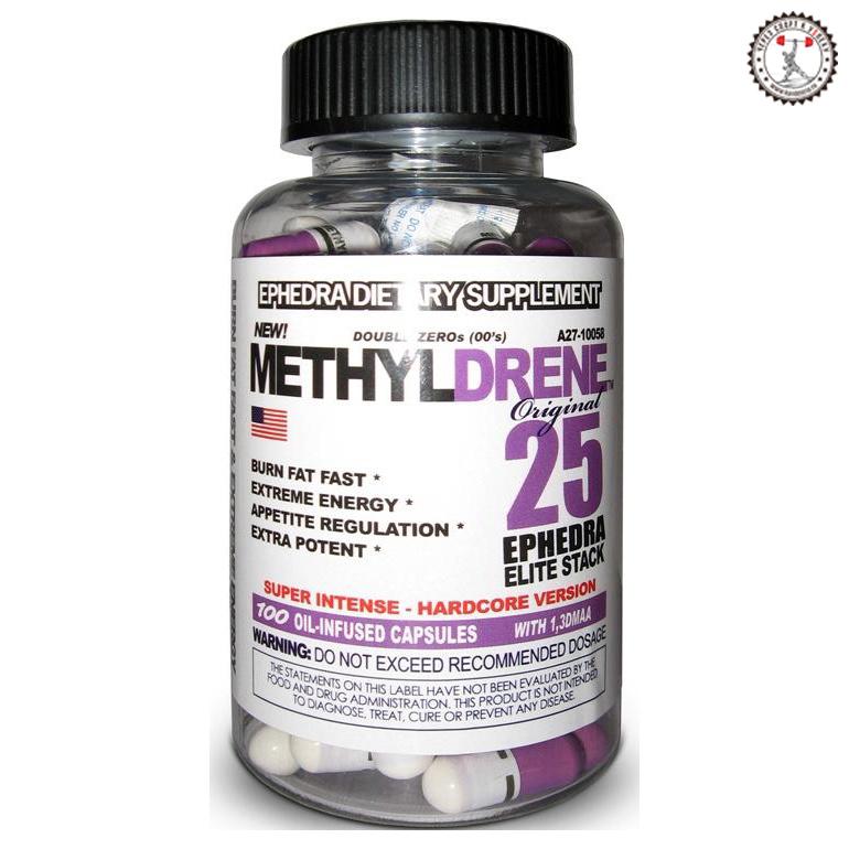 Methyldrene 25 Elite