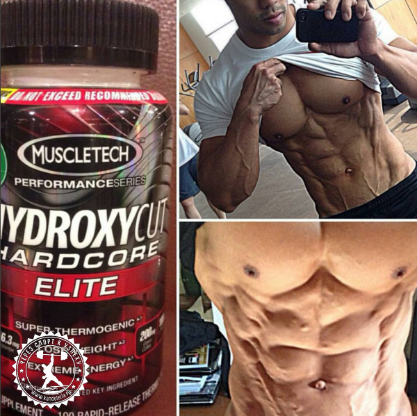 Muscletech Hydroxycut Hardcore Elite отзывы