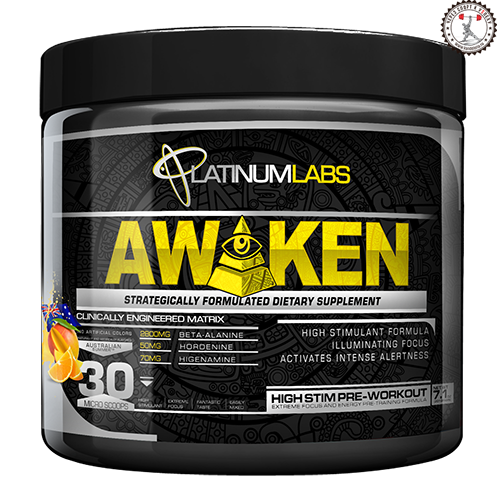 Platinum Labs Awaken