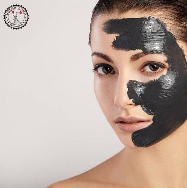 черная маска от черных прыщей в домашних условиях