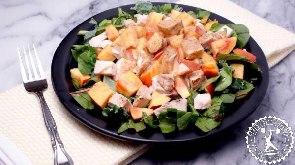 4 салата на завтрак для заряда на весь день