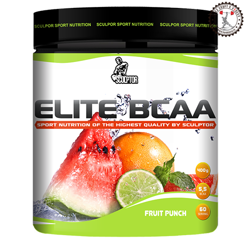 Elite BCAA Sculptor Nutrition – отзывы и обзор