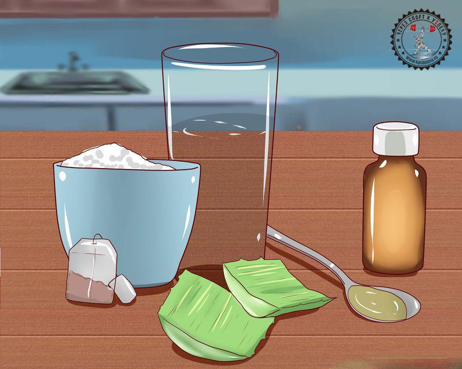 обертывание в домашних условиях
