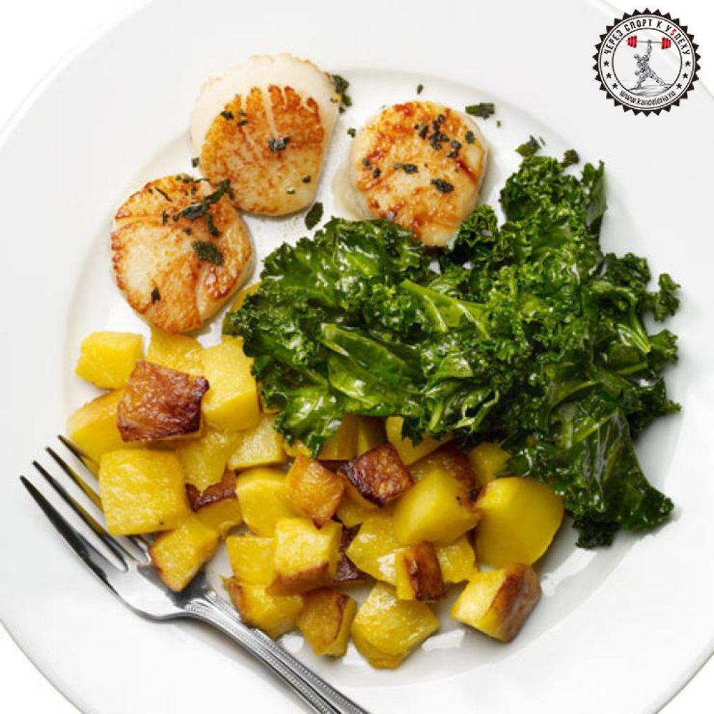 Онлайн блюда для похудения