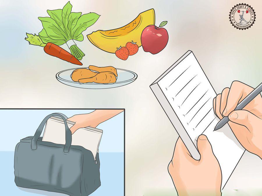 Записывайте то, что вы едите