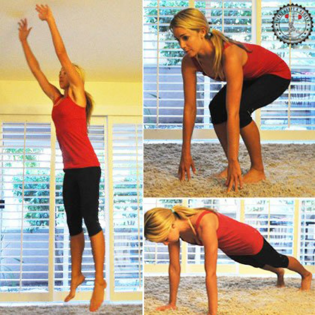 Упражнения для быстрого интенсивного похудения от