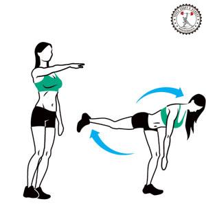 упражнения для похудения ног в домашних условиях для девушек