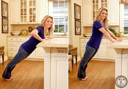 упражнения для похудения рук в домашних условиях