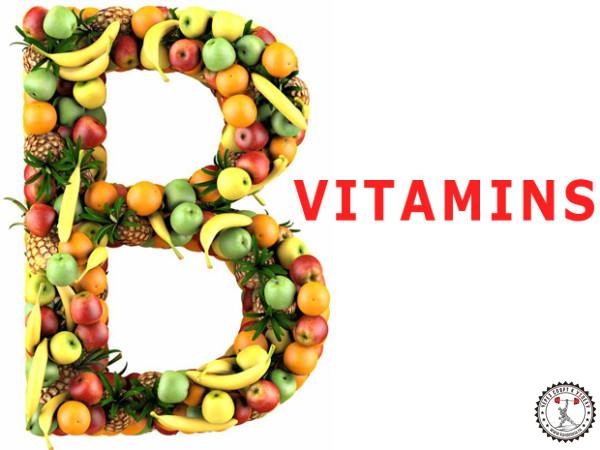 витаминный комплекс группы в