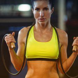 Скакалка для похудения – отзывы до и после с фото