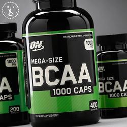 BCAA 1000 caps от Optimum Nutrition – как принимать и отзывы