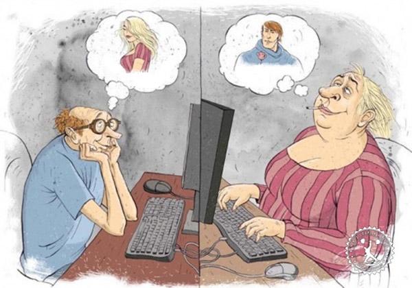 Знакомства в сети: пугающая статистика