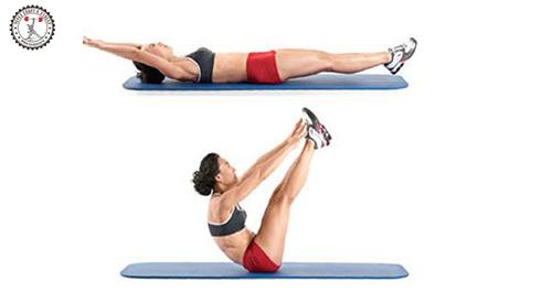самые эффективные упражнения для похудения живота и боков