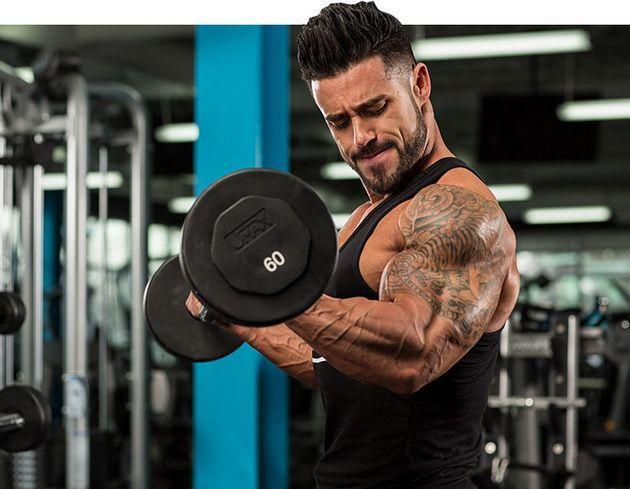 Качаем плечи и руки в один день – эффективная тренировка и упражнения для сплита