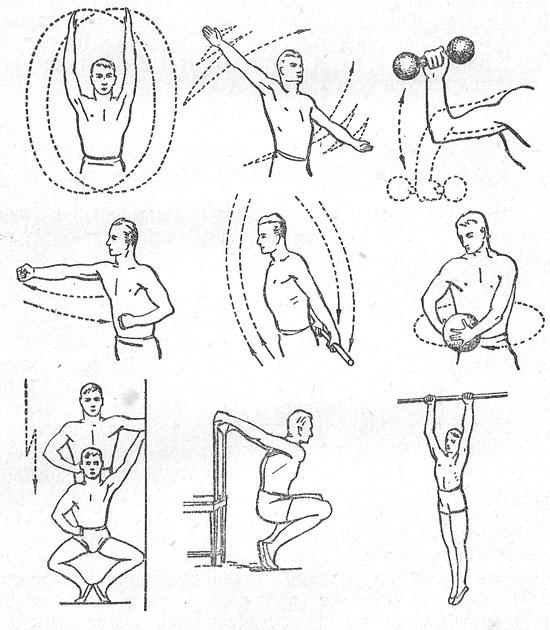 Лфк плечевого сустава диагностика разрыва внутренней боковой связки коленного сустава