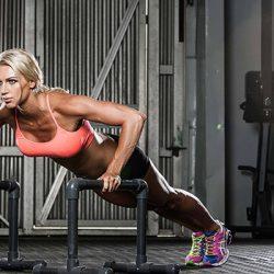 Упражнения на плечи в тренажерном зале для девушек. Основы женских тренировок дельт