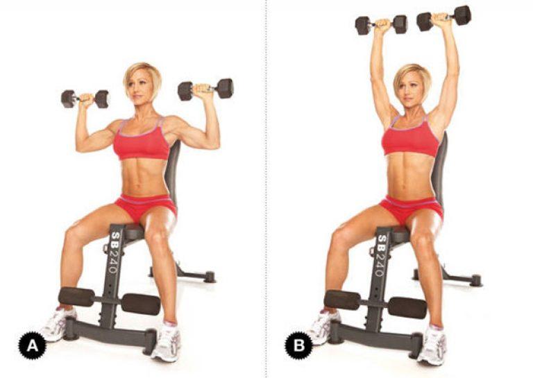 упражнения для похудения девушкам в тренажерном