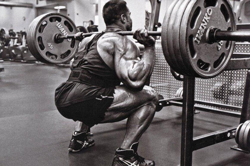 Лучшие упражнения для мышц ног