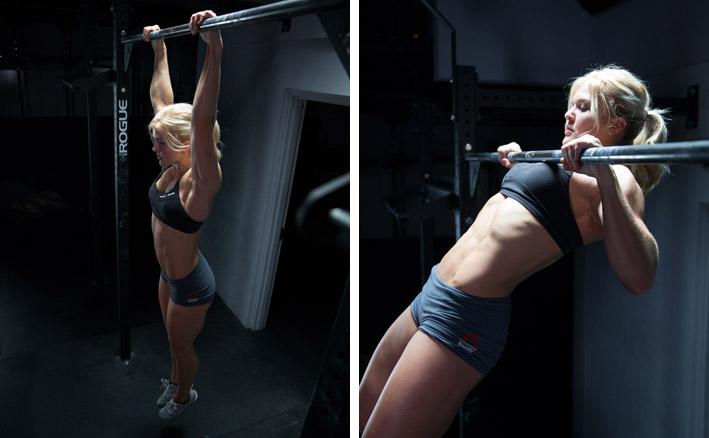 Лучшие упражнения для рук для женщин без гантелей
