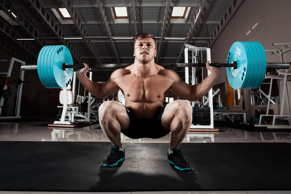 Тренировка ног на массу для мужчин в спортзале – профессионалы раскрывают секреты эффективной прокачки!
