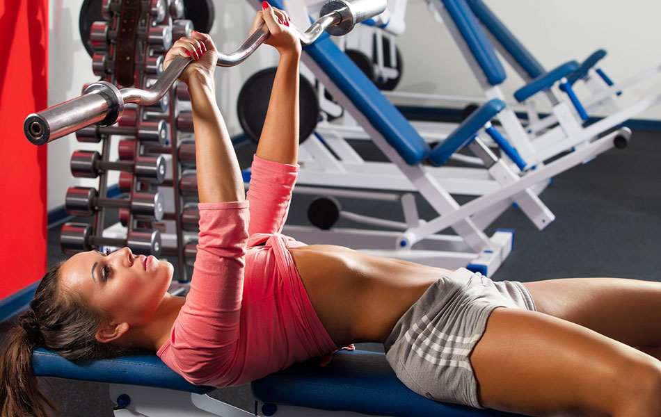 7 главных упражнений для грудных мышц