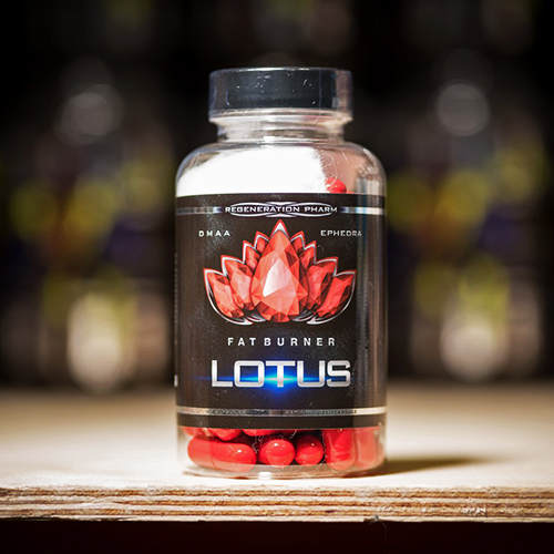 Отзывы на жиросжигатель Lotus (Лотос) от Regeneration Pharm