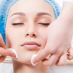 Чистка лица у косметолога – фото до и после